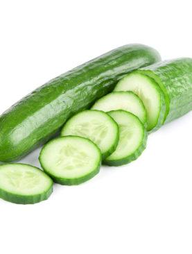 organic Cucumber dark green 500g