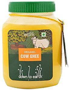 Organic GHEE 1ltr (Down to earth)