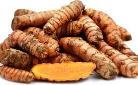 organic raw turmeric 250g