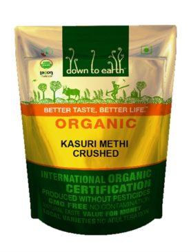 Organic Kasuri Methi Crushed (20 gram)
