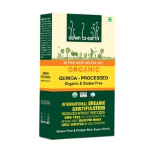 Processed Quinoa 250 Gm
