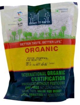 Organic rice parmal  (1 kg)
