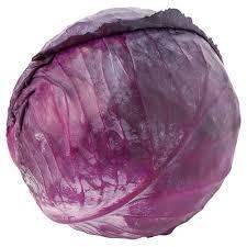 Organic Red Cabbage 300g