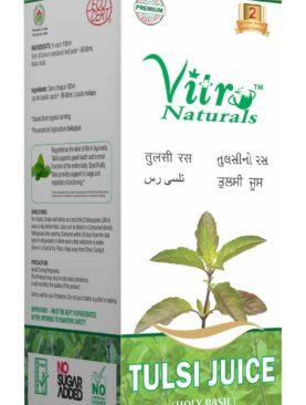 Certified Organic Tulsi Juice (1 ltr)