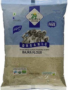 Organic Bazra Whole (500 gram)