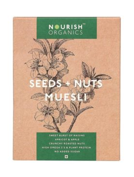 Seeds + Nuts Muesli