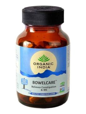 Bowelcare 60 Capsules Bottle