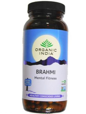 Brahmi 250 Capsules Bottle