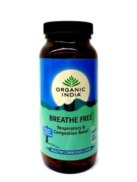 Breathe Free 250 Capsules Bottle